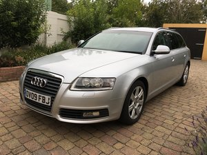 2009 Audi A6 Avant TDIe For Sale