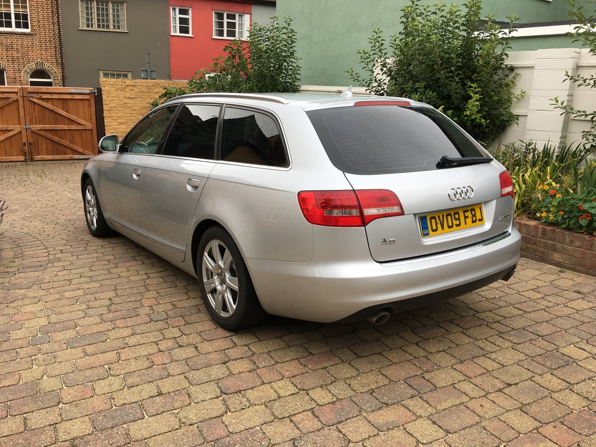 2009 Audi A6 Avant TDIe For Sale (picture 2 of 6)