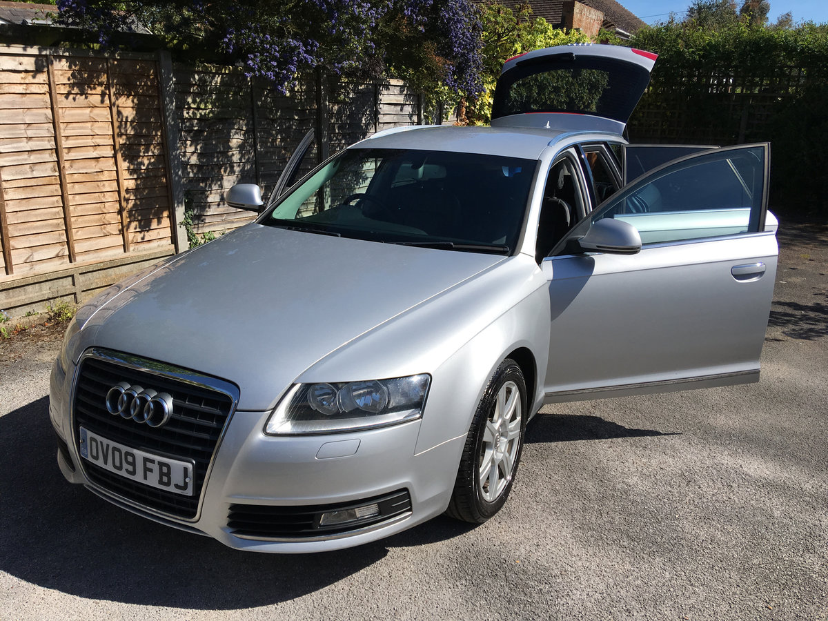 2009 Audi A6 Avant TDIe For Sale (picture 4 of 6)