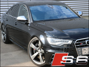 2014 Audi s6 bose acc nightview softclose cold climate For Sale