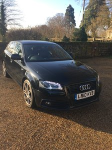 2010 Audi A3 1.8 TFSI Black Edition S-Tronic For Sale