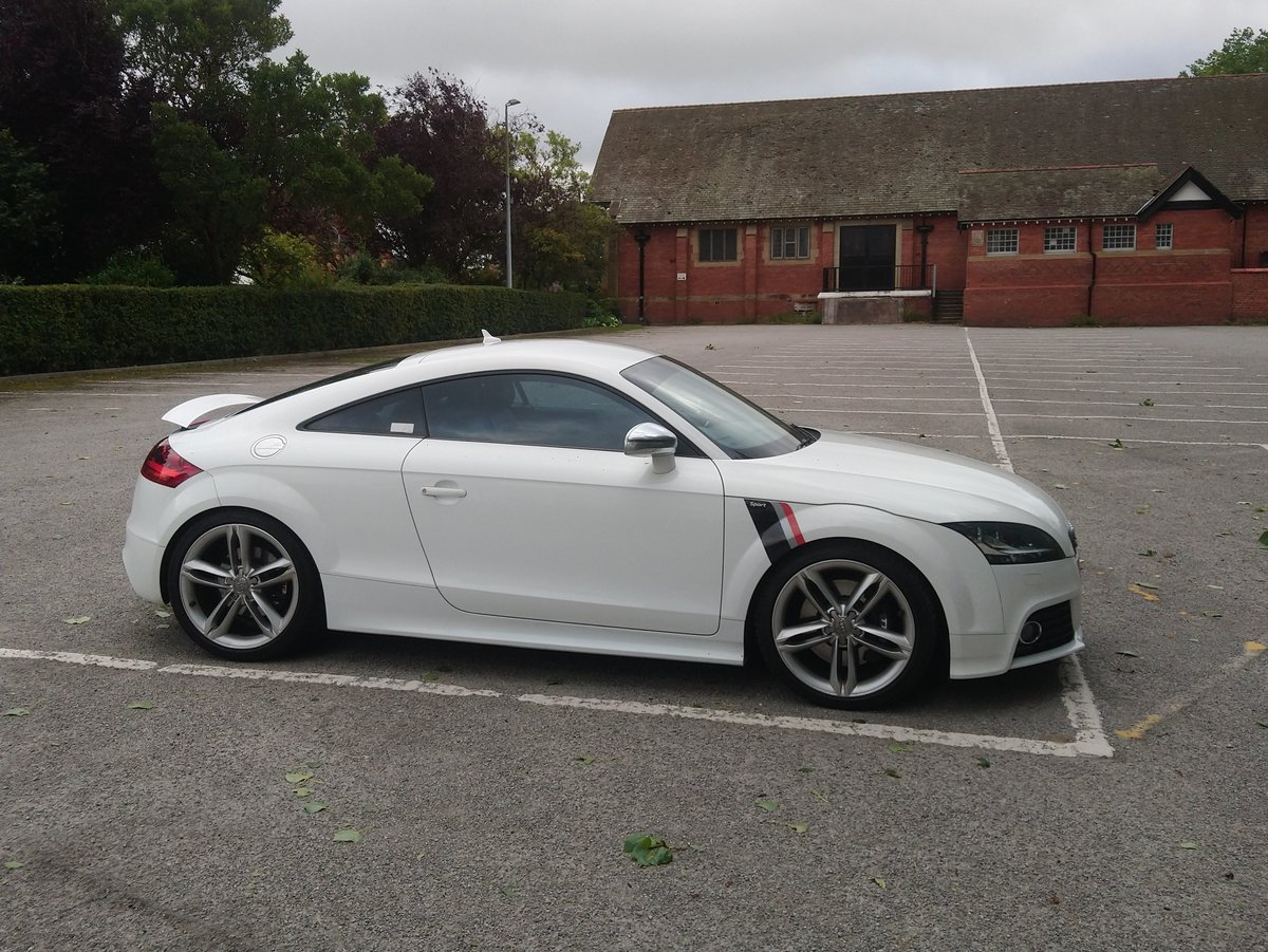 2008 Audi TT TTS track focused sprint prepared For Sale (picture 1 of 6)