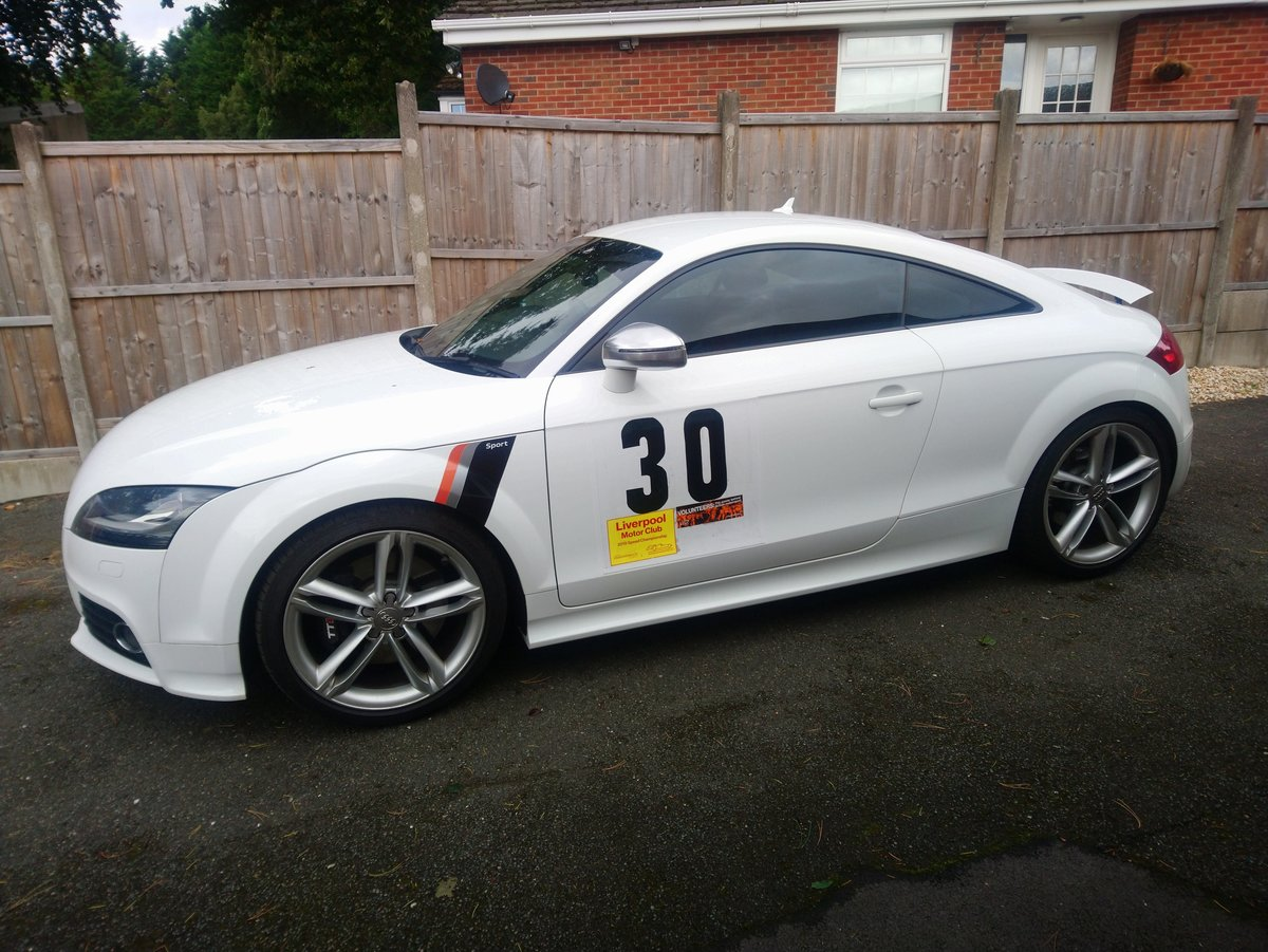 2008 Audi TT TTS track focused sprint prepared For Sale (picture 2 of 6)