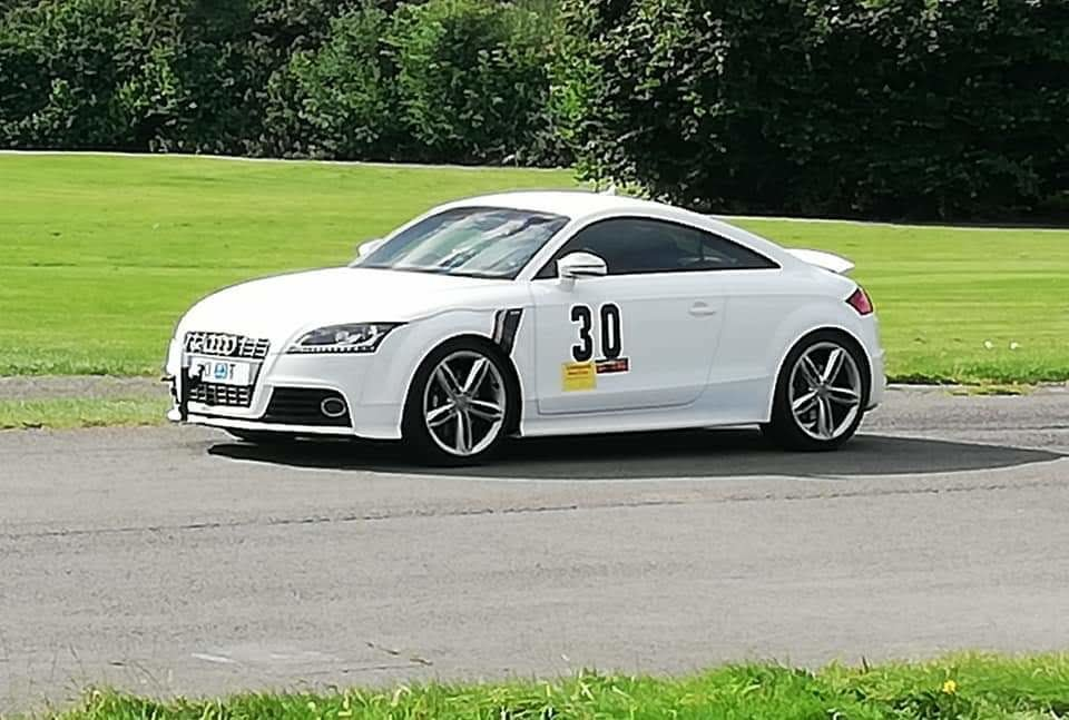 2008 Audi TT TTS track focused sprint prepared For Sale (picture 4 of 6)