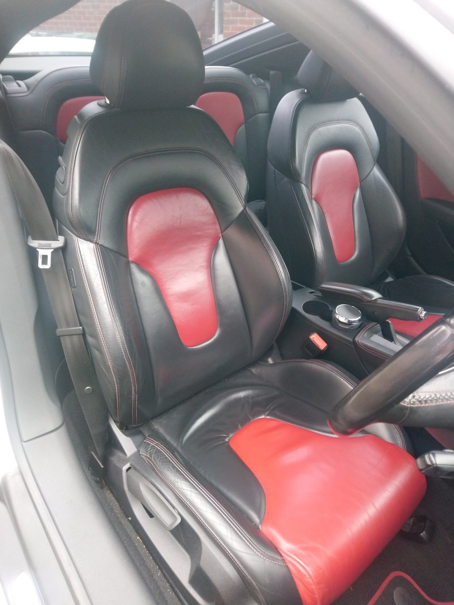 2008 Audi TT TTS track focused sprint prepared For Sale (picture 6 of 6)