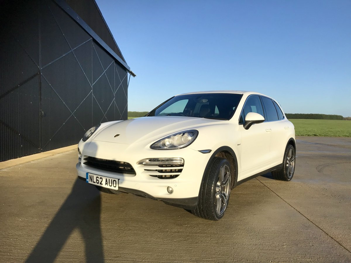 2013 Porsche Cayenne 3.0 TDI V6 Diesel Automatic Facelift . For Sale (picture 1 of 19)