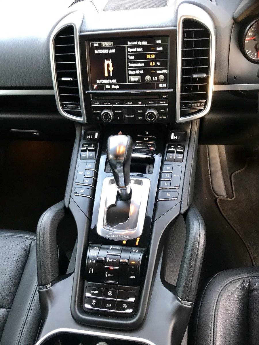 2013 Porsche Cayenne 3.0 TDI V6 Diesel Automatic Facelift . For Sale (picture 4 of 19)