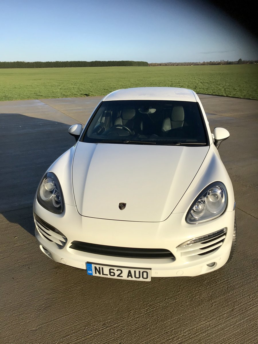 2013 Porsche Cayenne 3.0 TDI V6 Diesel Automatic Facelift . For Sale (picture 14 of 19)