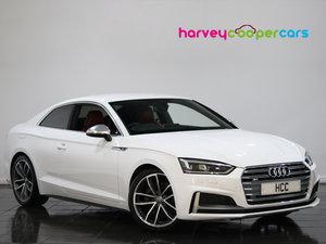 Audi S5 Coupe TFSI Quattro 2017