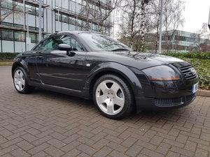 2001 Audi tt mk1 225 bhp