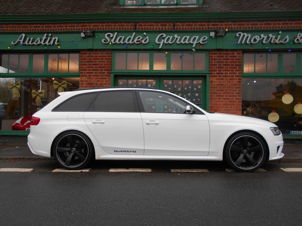 2015 Audi RS4 Avant  SOLD (picture 1 of 6)