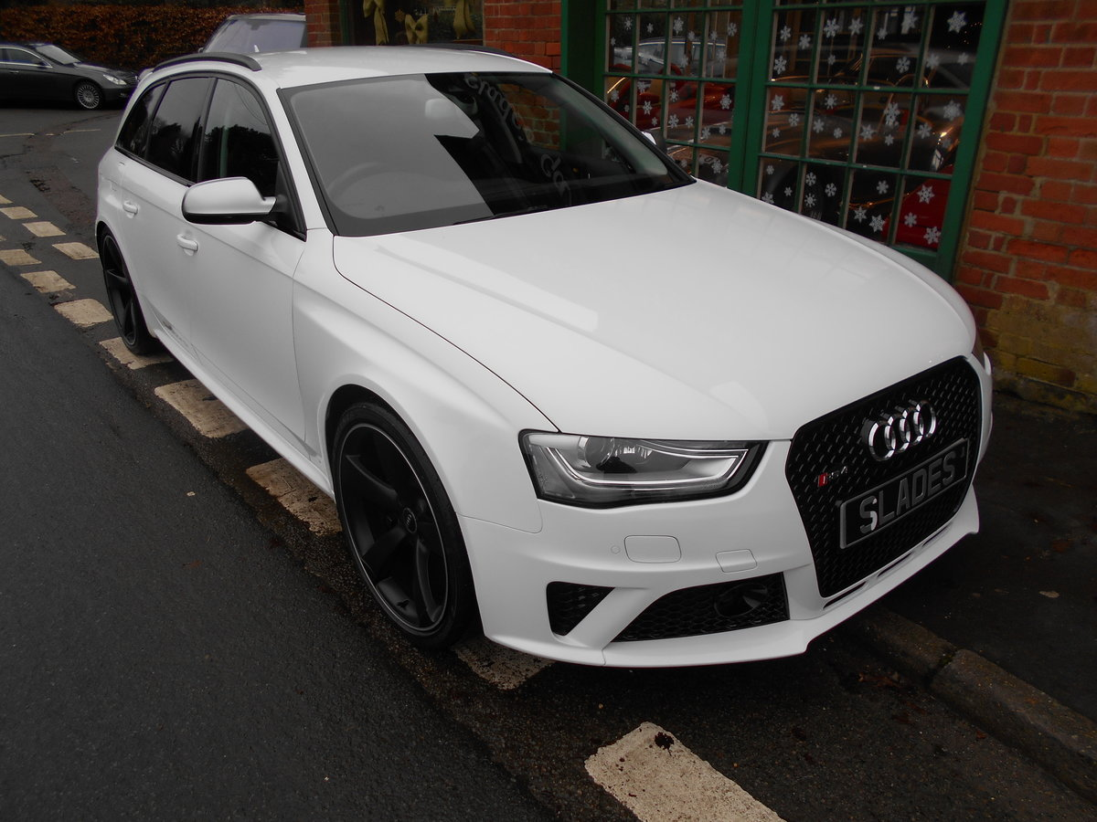 2015 Audi RS4 Avant  SOLD (picture 2 of 6)