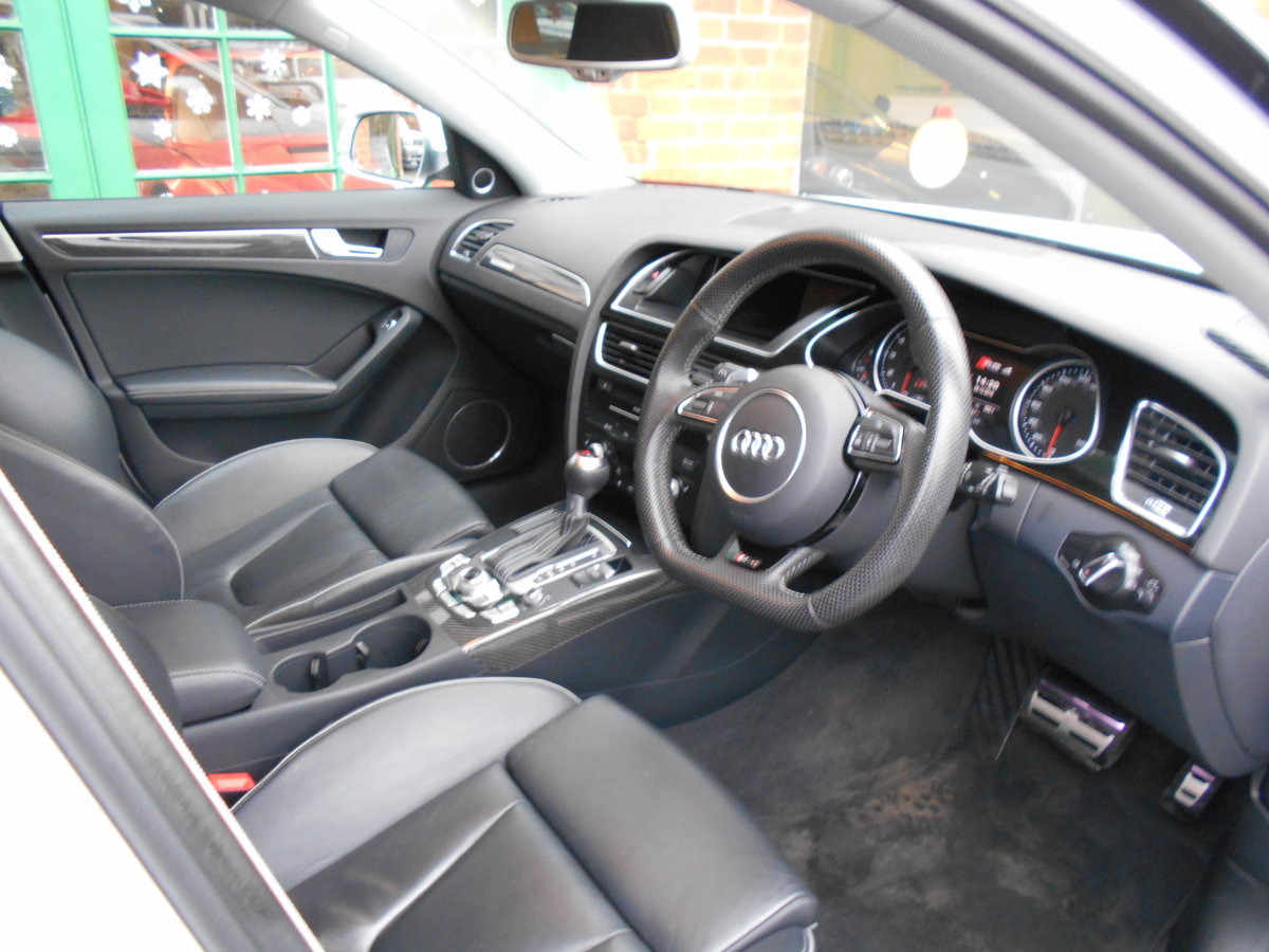 2015 Audi RS4 Avant  SOLD (picture 4 of 6)
