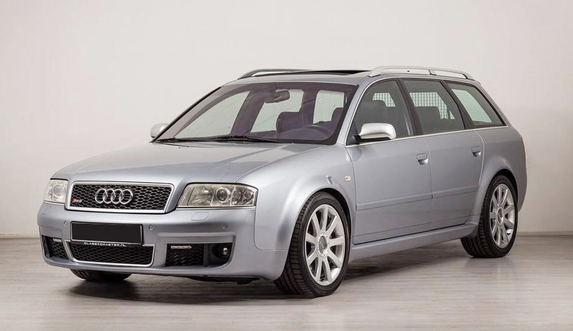 2003 Audi RS6 Avant 17 Jan 2020 For Sale by Auction (picture 3 of 6)