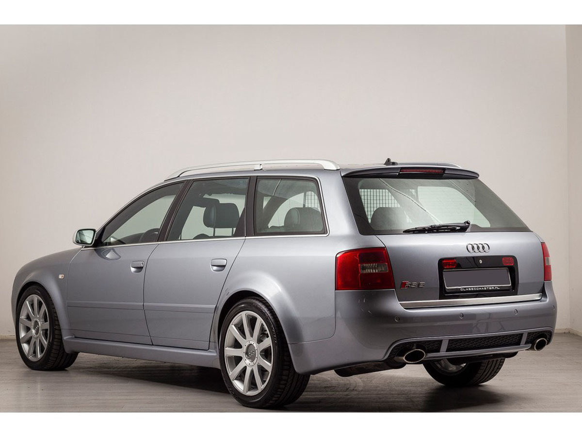 2003 Audi RS6 Avant 17 Jan 2020 For Sale by Auction (picture 5 of 6)