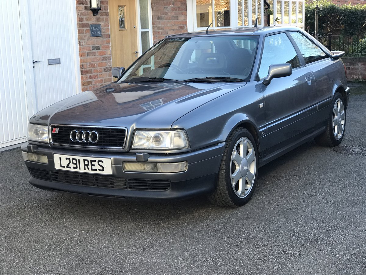 1994 Audi s2 coupe f.s.h. A very, very nice car SOLD | Car ...
