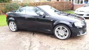2008 Audi A3 CABRIOLET 1.8T TSFI For Sale