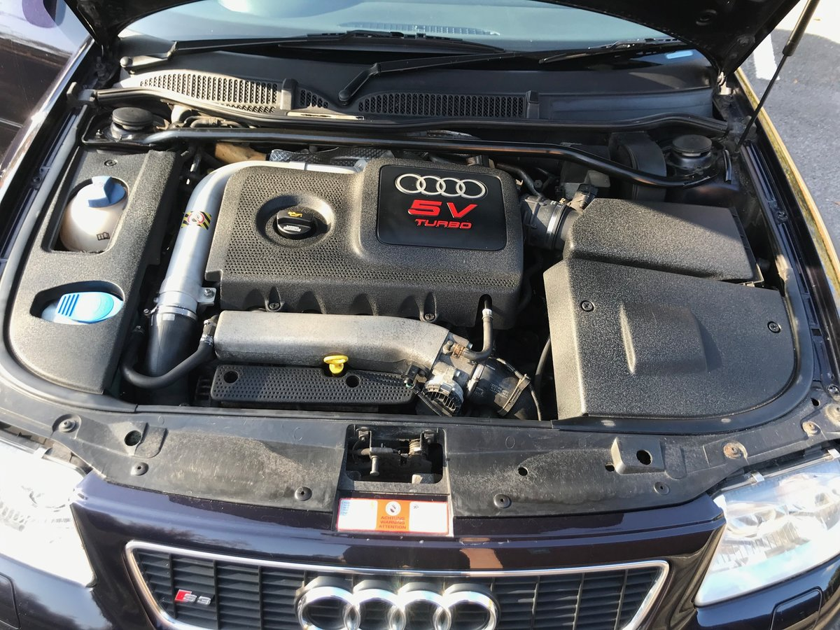 Kelebihan Audi S3 2003 Murah Berkualitas