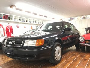 1993 Audi 100 2.3 LHD 21,500 km, 1 owner, mint conditio