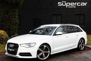 Audi A6 Avant S-Line Black Edition - 61K Miles - 2013 63