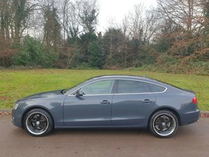 2010 Audi A5 2.0 TDi.. 5 Door Sportback.. Very Nice Spec.. FSH