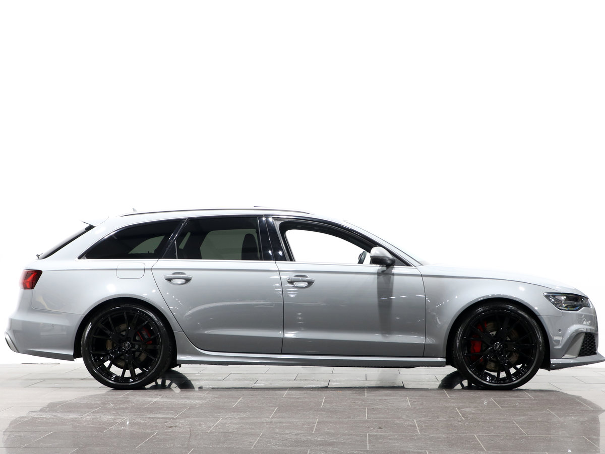 2017 17 67 AUDI RS6 4.0 V8 BI-TURBO PERFORMANCE AUTO For Sale (picture 2 of 6)