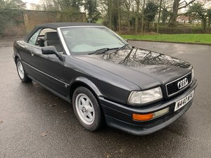 1996 Audi A4 2.6 Cabriolet For Sale by Auction