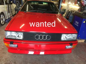 Picture of 1986 Audi ur quattro