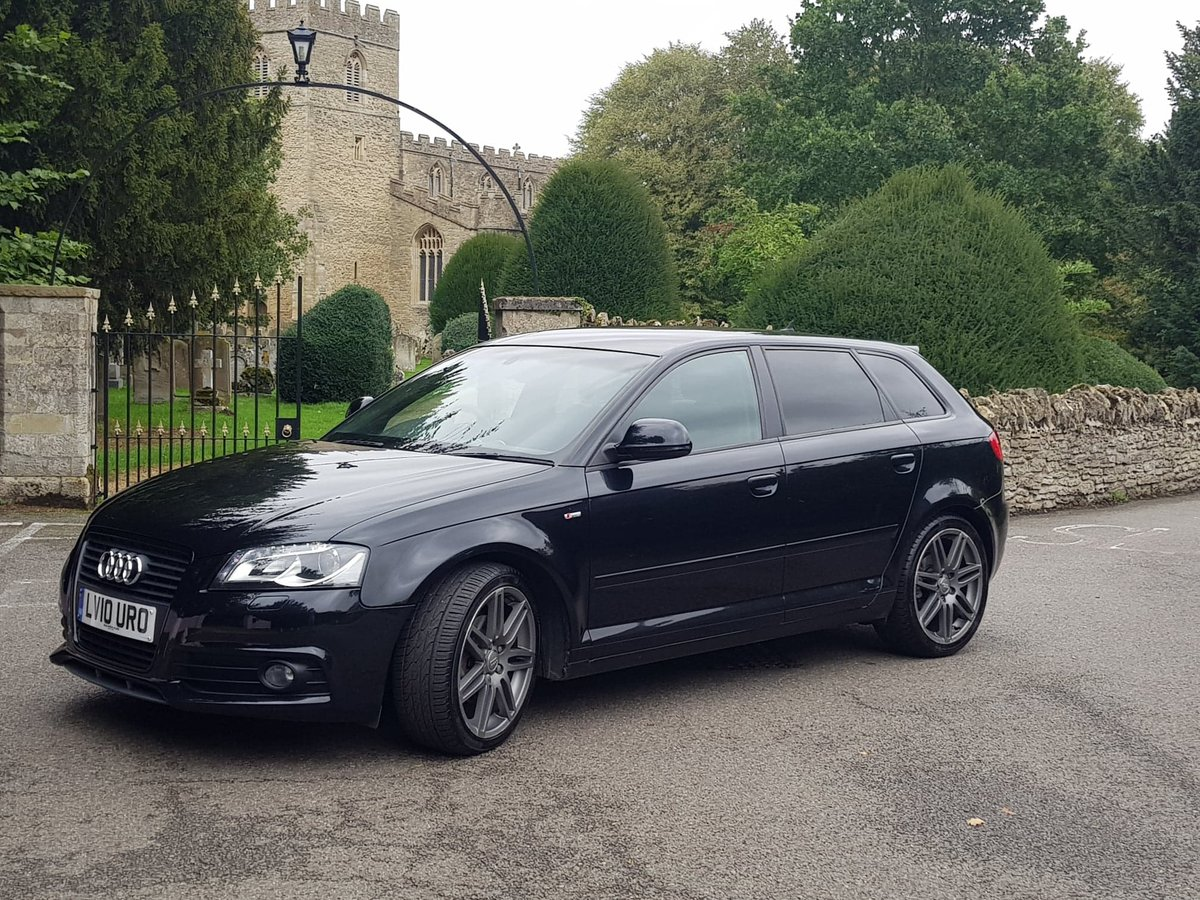 Picture of 2010 HIGHEST SPEC  A3 IN THE COUNTRY - BLACK EDITION For Sale