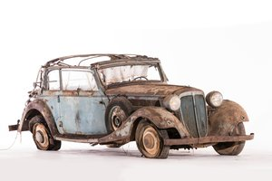 Ca 1936 Audi Front 225 cabriolet No reserve For Sale by Auction