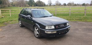 1995 Audi 80 rs2 avant 2.2 turbo in volcano black For Sale