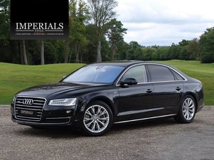 2015 Audi  A8  L 4.2TDI QUATTRO SE EXECUTIVE LONG BASE SALOON  22 For Sale