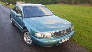 1999 Audi a8 d2 4.2 quattro 'a collectors item'