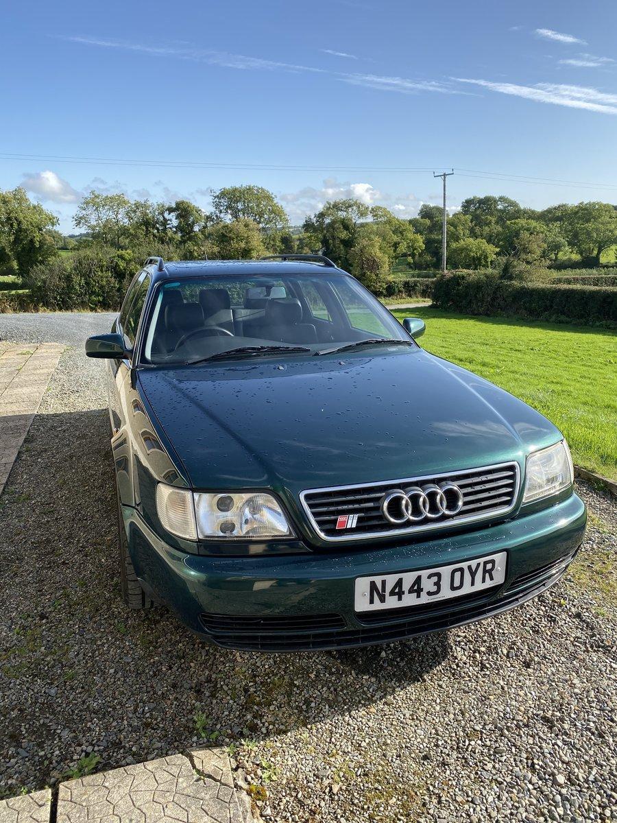 1996 Audi S6 Avant Auto For Sale (picture 1 of 4)