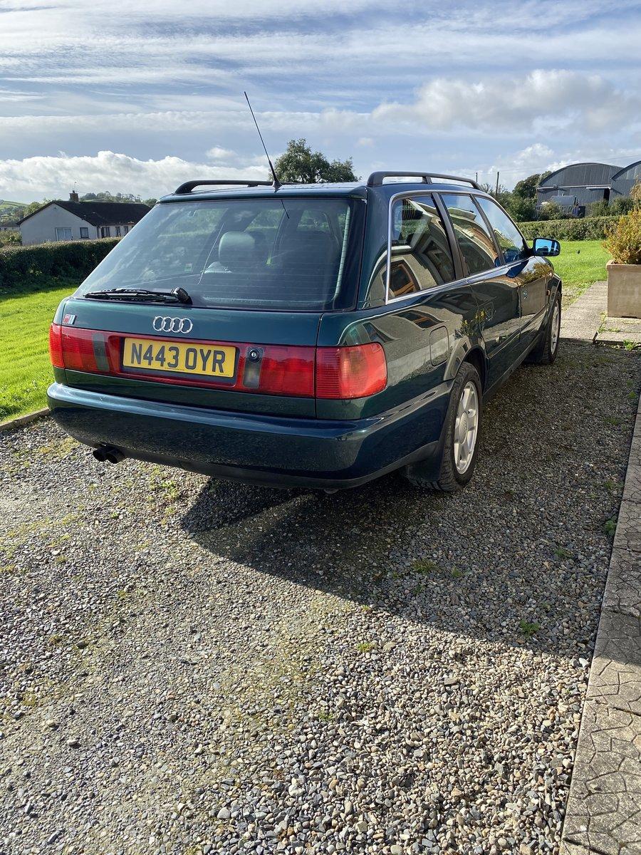 1996 Audi S6 Avant Auto For Sale (picture 2 of 4)