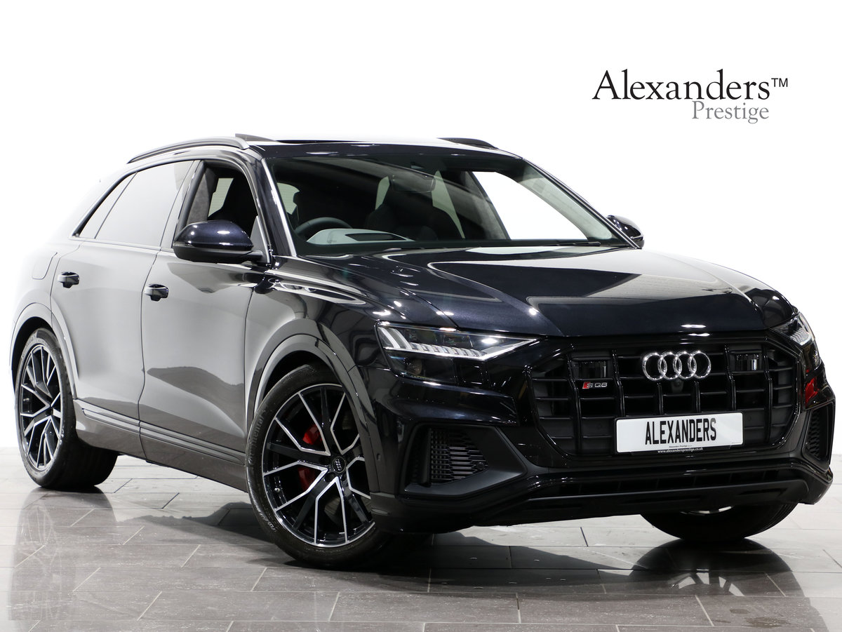 2019 19 69 AUDI SQ8 VORSPRUNG 4.0T AUTO For Sale (picture 1 of 6)