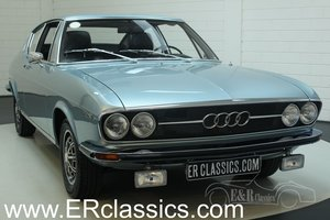 Audi 100 S Coupe 1972 Restored