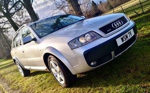 2005 Immaculate Audi A6 Allroad