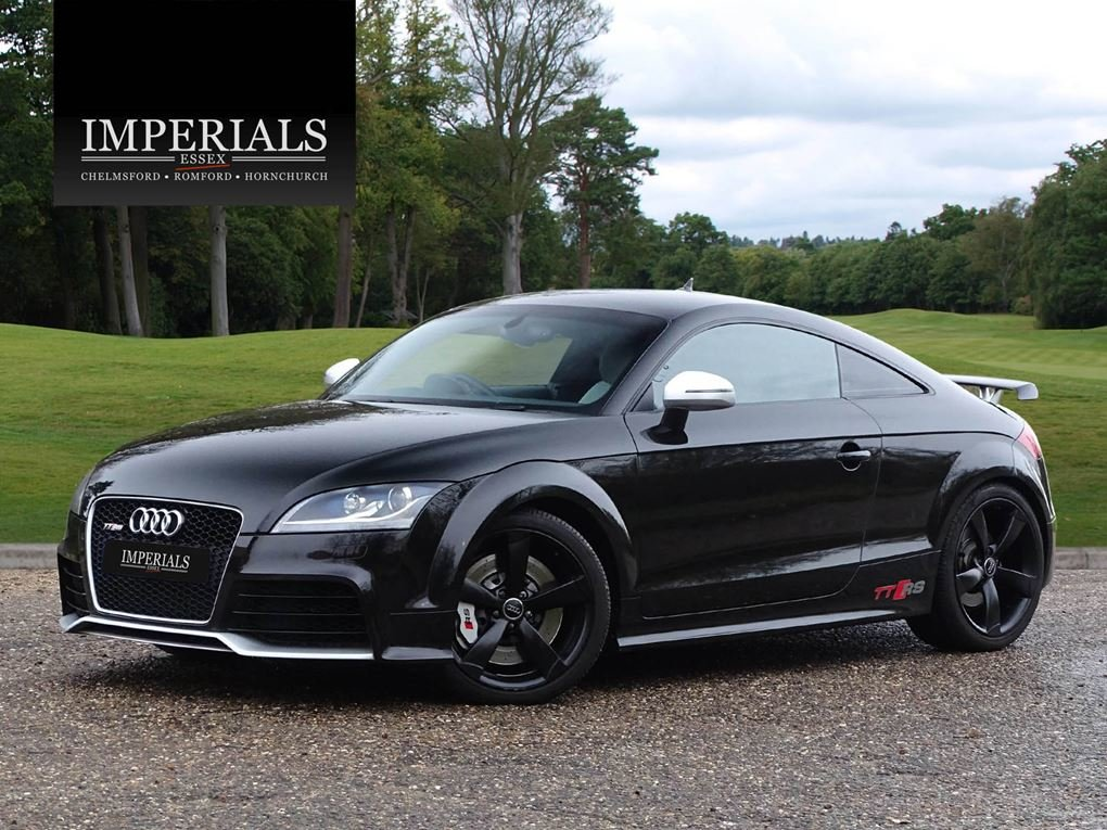 2011 Audi  TT  RS TFSI QUATTRO COUPE AUTO  17,948 For Sale (picture 1 of 24)