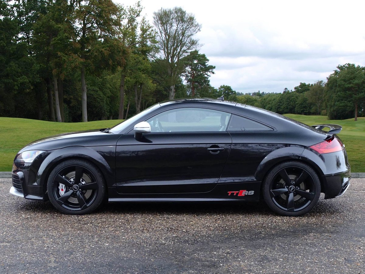 2011 Audi  TT  RS TFSI QUATTRO COUPE AUTO  17,948 For Sale (picture 2 of 24)