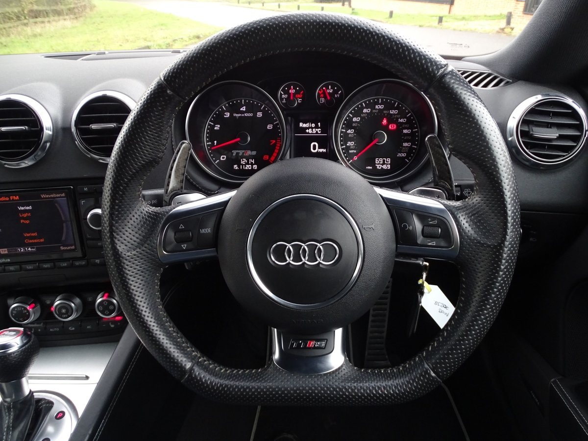 2011 Audi  TT  RS TFSI QUATTRO COUPE AUTO  17,948 For Sale (picture 7 of 24)