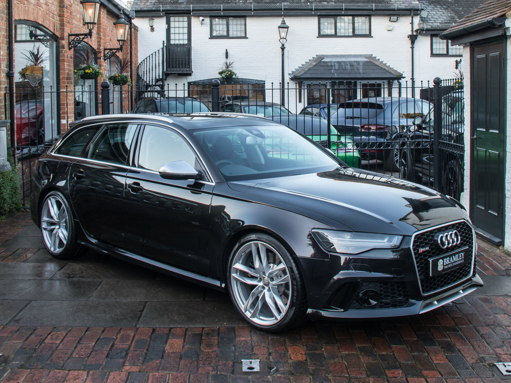 2018 Audi    RS6  For Sale (picture 2 of 18)