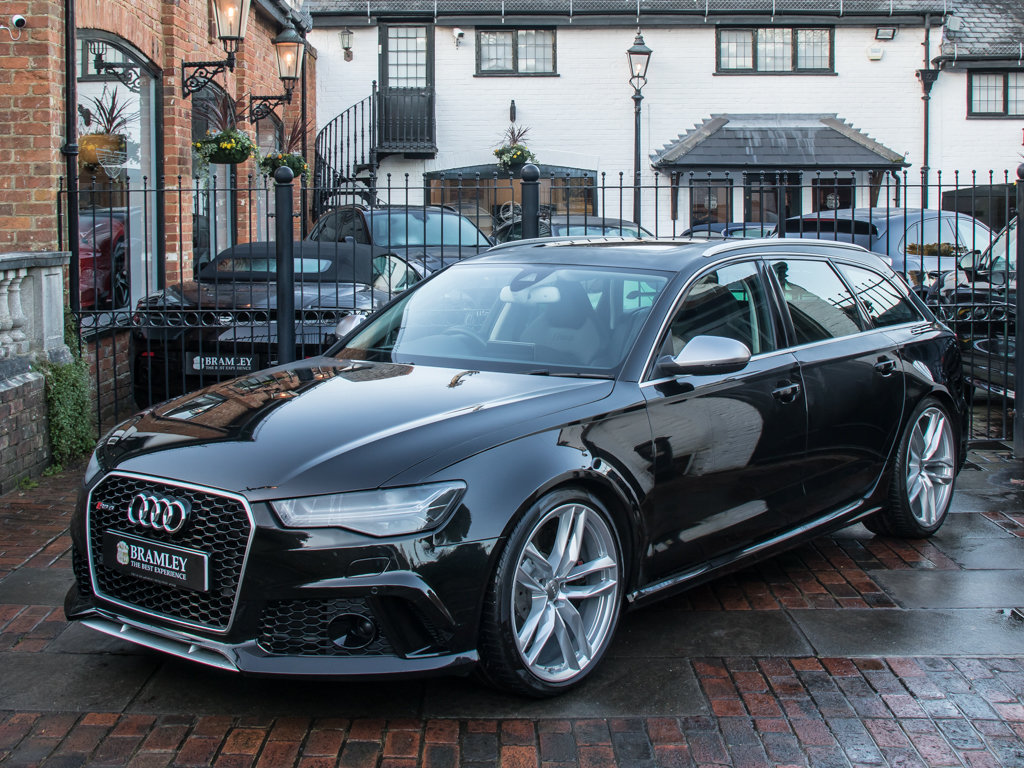 2018 Audi    RS6  For Sale (picture 4 of 18)