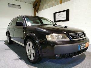 2004 Audi A6 Allroad 2.5 V6 Tdi Quattro ** MOT'd 20/01/21 **
