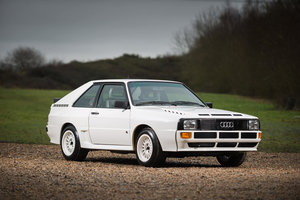 1985 Audi Sport Quattro Super original with only 25,062 miles  For Sale
