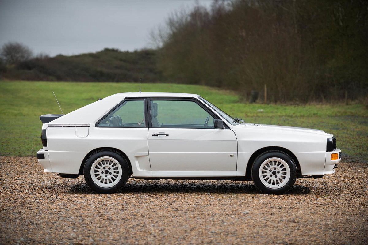 1985 Audi Sport Quattro Super original with only 25,062 miles  SOLD (picture 2 of 6)