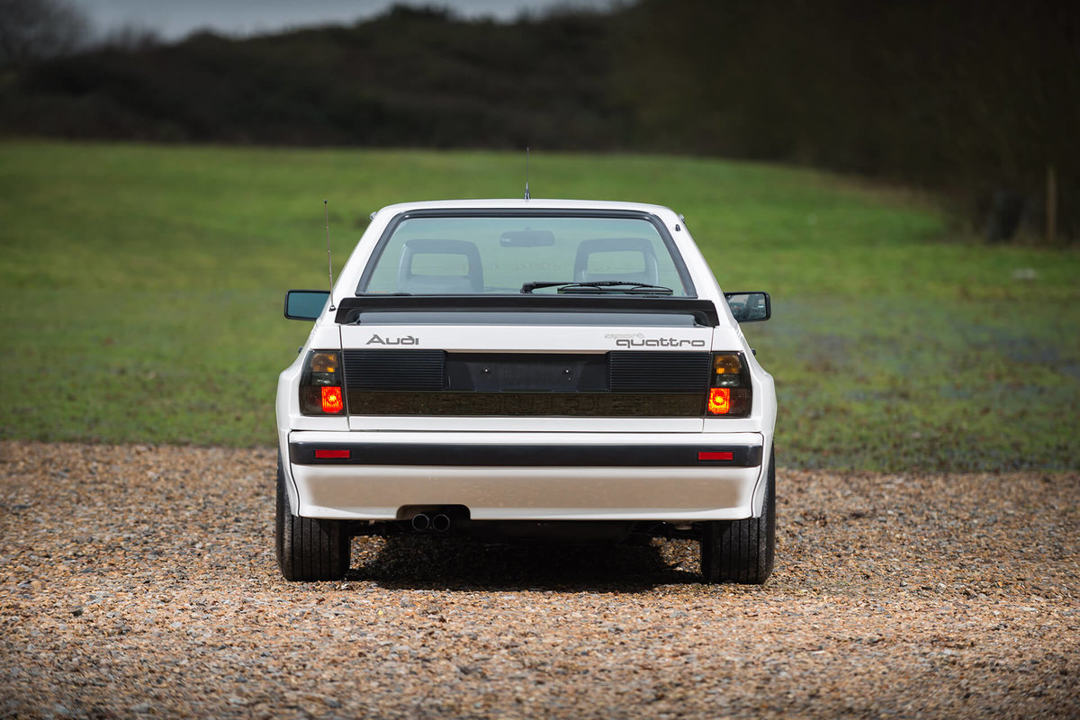 1985 Audi Sport Quattro Super original with only 25,062 miles  SOLD (picture 3 of 6)