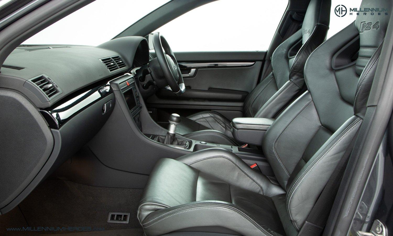 2006 AUDI B7 RS4 AVANT // RECARO BUCKET SEATS //  SOLAR SUNROOF  For Sale (picture 15 of 20)