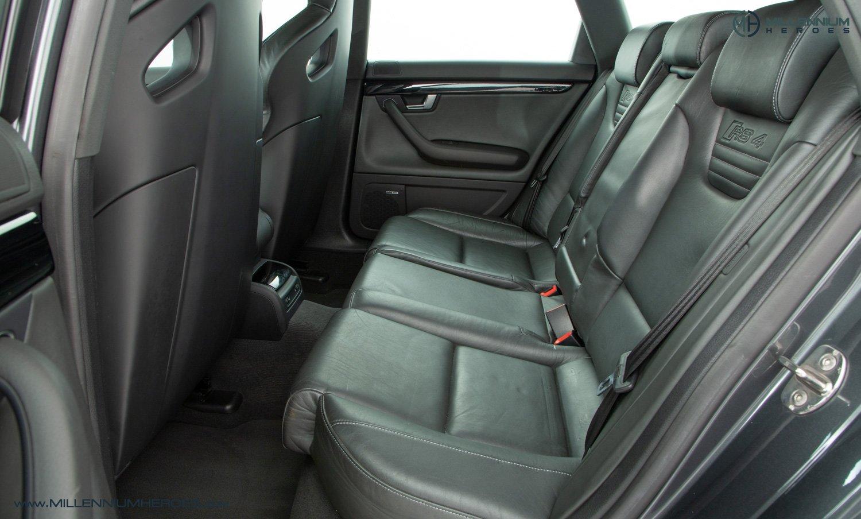 2006 AUDI B7 RS4 AVANT // RECARO BUCKET SEATS //  SOLAR SUNROOF  For Sale (picture 17 of 20)
