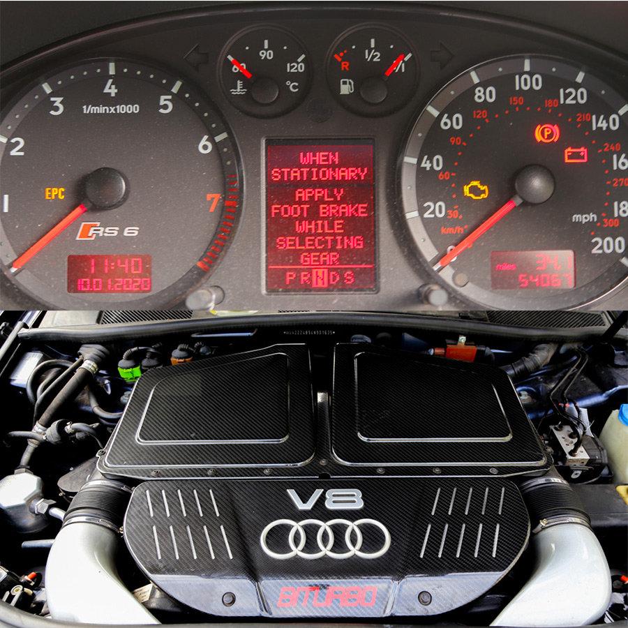 2004 Audi Rs6 Quattro Avant (54) For Sale